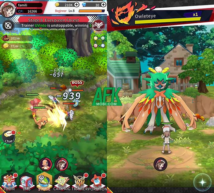 Top 8 game mobile dành riêng cho tín đồ Pokémon Việt Nam 1