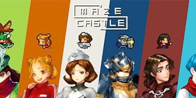 Maze Castle: Game hành động đi cảnh màn hình ngang phong cách pixel cực chất