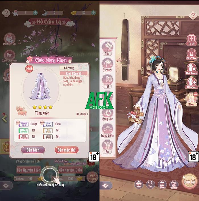 Đánh giá Phượng Hoàng Cẩm Tú Funtap: Cốt truyện ly kỳ với hàng tá phục trang bắt mắt 4