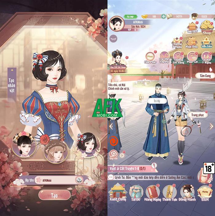 Đánh giá Phượng Hoàng Cẩm Tú Funtap: Cốt truyện ly kỳ với hàng tá phục trang bắt mắt 0