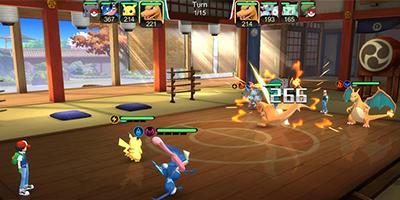 Chơi thử Bảo Bối Huyền Thoại GOSU thấy game đẹp, lối chơi đấu Pokémon cực chuẩn
