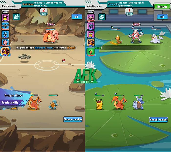 Top 8 game mobile dành riêng cho tín đồ Pokémon Việt Nam 3
