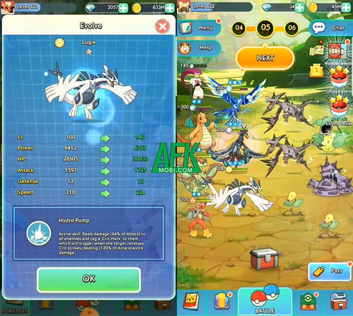 Top 8 game mobile dành riêng cho tín đồ Pokémon Việt Nam 2