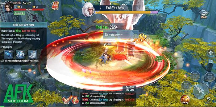 Võ Lâm Kỳ Hiệp Gamota cho người chơi tự mình hóa thân thành các anh hùng hào kiệt trong vũ trụ Kim Dung 1