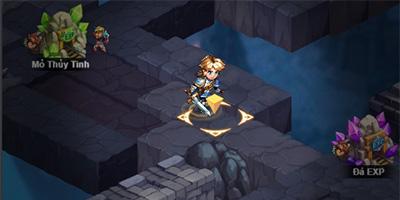Brave Dungeon: Immortal Legend – Game idle với hơn 200 anh hùng cho bạn thu thập