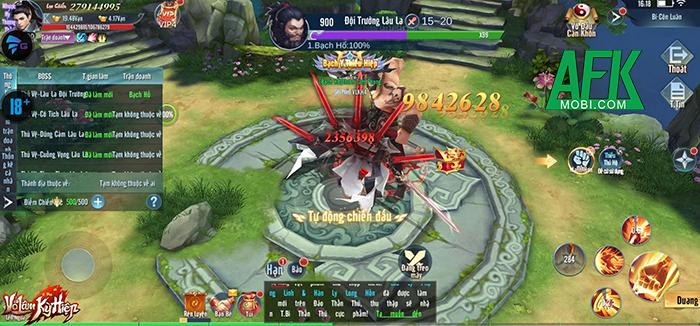 Khám phá sớm Võ Lâm Kỳ Hiệp Gamota: MMORPG kiếm hiệp không lạ nhưng hay! 7