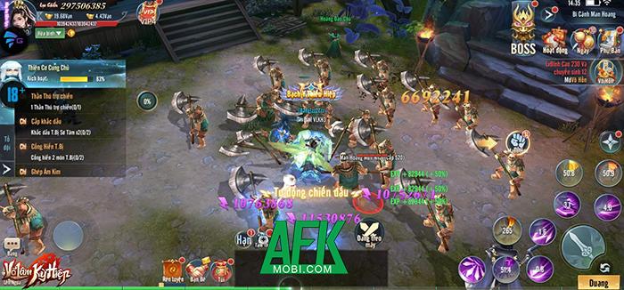Khám phá sớm Võ Lâm Kỳ Hiệp Gamota: MMORPG kiếm hiệp không lạ nhưng hay! 3