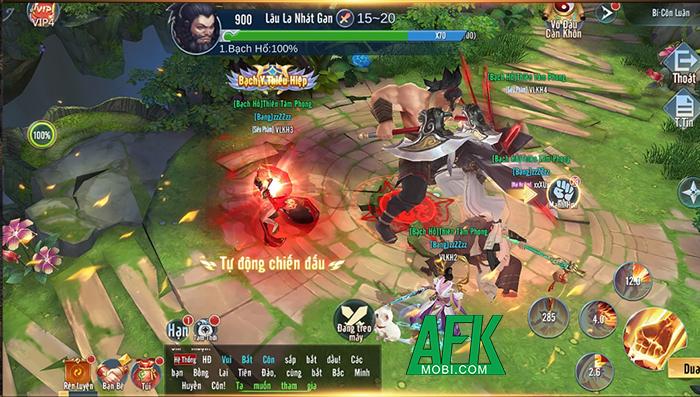 Khám phá sớm Võ Lâm Kỳ Hiệp Gamota: MMORPG kiếm hiệp không lạ nhưng hay! 6