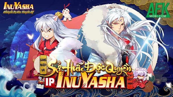 Khuyển Dạ Xoa Truyền Kỳ của SohaGame là hàng chính chủ InuYasha từ Nhật Bản 0