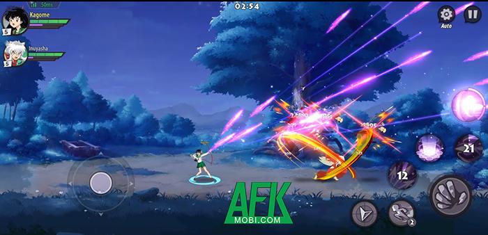 Game Khuyển Dạ Xoa Truyền Kỳ mang đến chất chơi hành động, sưu tầm thẻ tướng cực đã! 1