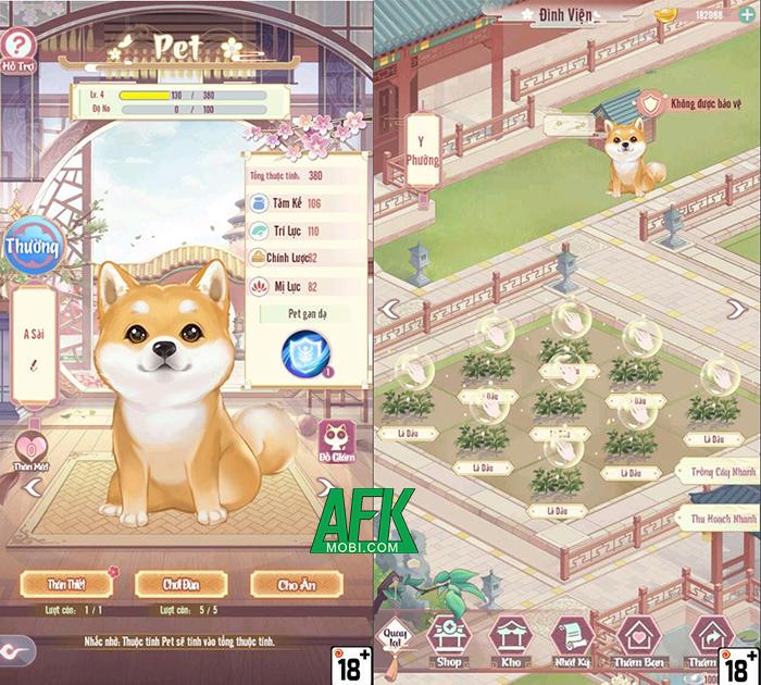 AFKMobi tặng 333 gift code game Phượng Hoàng Cẩm Tú Funtap 3