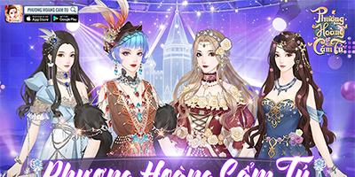 AFKMobi tặng 333 gift code game Phượng Hoàng Cẩm Tú Funtap