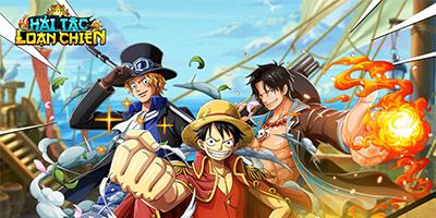 Hải Tặc Loạn Chiến Mobile – Thêm game về chủ đề One Piece cập bến Việt Nam