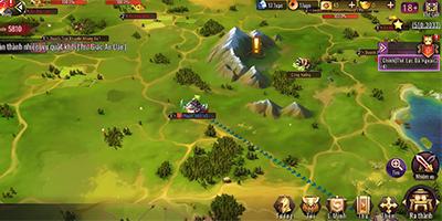 Warring Kingdoms – Mộng Chiến Quốc tái hiện trận chiến 7 nước vô cùng hoành tráng