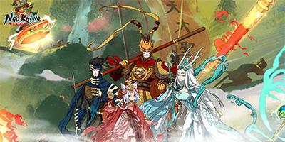 Tìm hiểu về 4 nhân vật chính trong game Ngộ Không: Đại Náo Thiên Cung