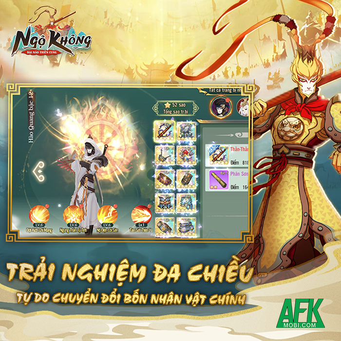 Game hành động Ngộ Không: Đại Náo Thiên Cung cập bến Việt Nam 2