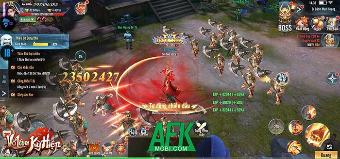 Khám phá sớm Võ Lâm Kỳ Hiệp Gamota: MMORPG kiếm hiệp không lạ nhưng hay! 4