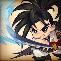 AFK Samurai Shodown