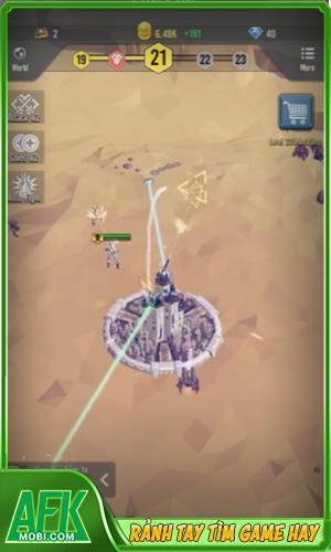 Fortress Defense