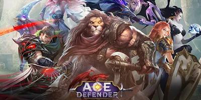 Game thủ tháp kiểu mới Ace Defender: War of Dragon Slayer ra mắt ngôn ngữ tiếng Việt