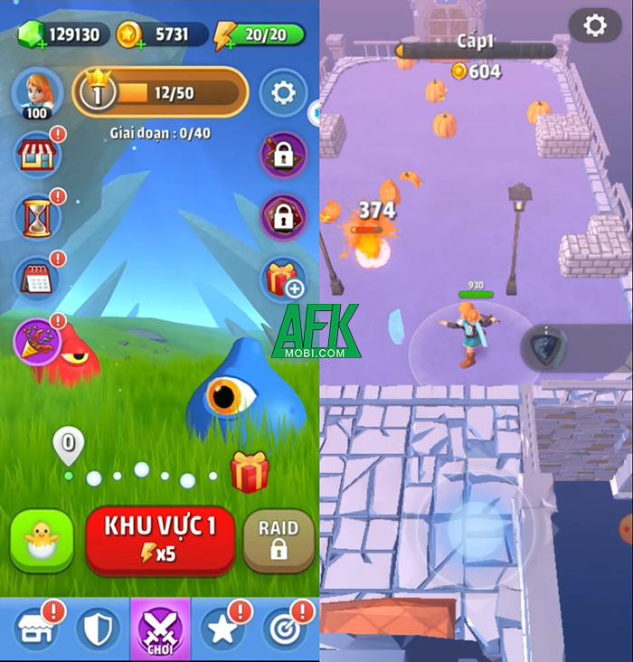 Game hành động một ngón Dashero nay đã hỗ trợ tiếng Việt 0