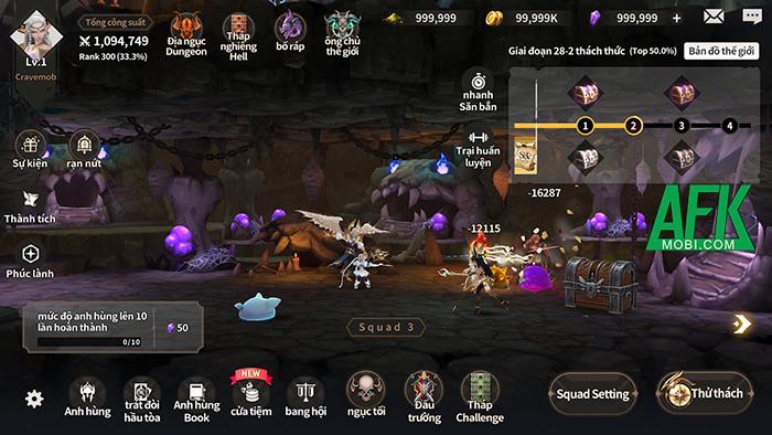 Epic Fantasy - Game nhập vai đấu tướng rảnh tay kiểu Hàn Quốc ra mắt gói ngôn ngữ tiếng Việt 0