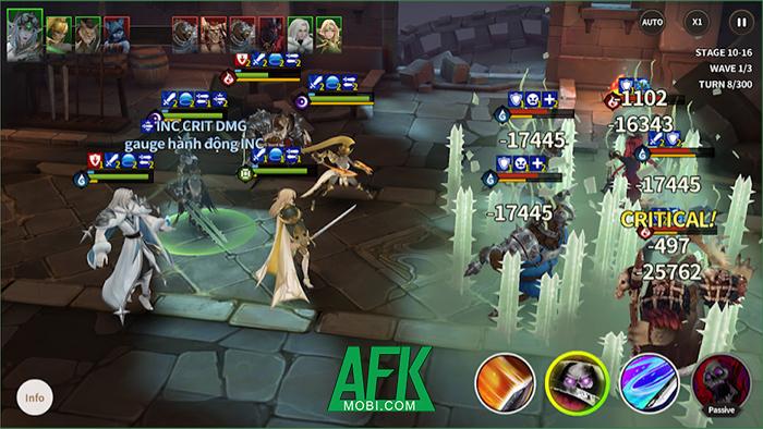 Epic Fantasy - Game nhập vai đấu tướng rảnh tay kiểu Hàn Quốc ra mắt gói ngôn ngữ tiếng Việt 4