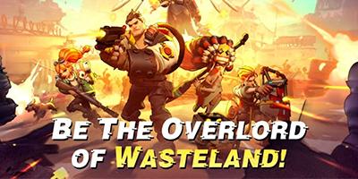 War of Fury game chiến thuật xây nhà điều lính có đồ họa comic đẹp mắt