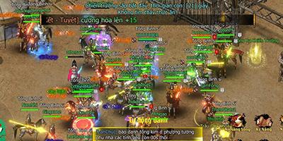 Game thủ yêu kiếm hiệp nói gì về Kiếm Thế 2009 Mobile?