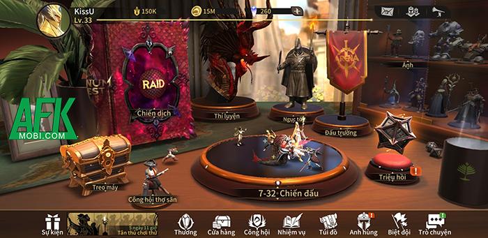Khám phá game nhập vai đấu tướng Magnum Quest có đồ họa 3D tuyệt đỉnh 0