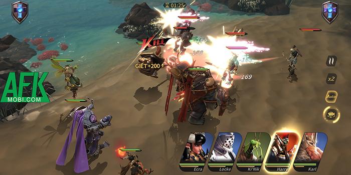 Khám phá game nhập vai đấu tướng Magnum Quest có đồ họa 3D tuyệt đỉnh 4