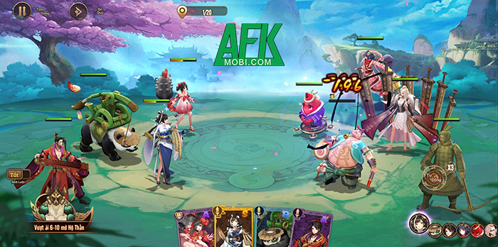 Trải nghiệm Alpha Test của Ngự Hồn Sư Mobile thấy đậm chất Âm Dương Sư nhưng dễ chơi hơn nhiều 1