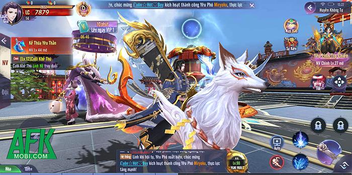 Top 5 game mobile 2021 lấy cảm hứng từ Âm Dương Sư nay đã có mặt tại Việt Nam 2