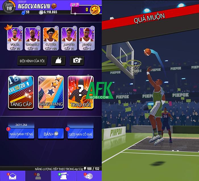 Rival Stars Basketball - Game quản lý đội bóng rổ nay đã có ngôn ngữ tiếng Việt 2