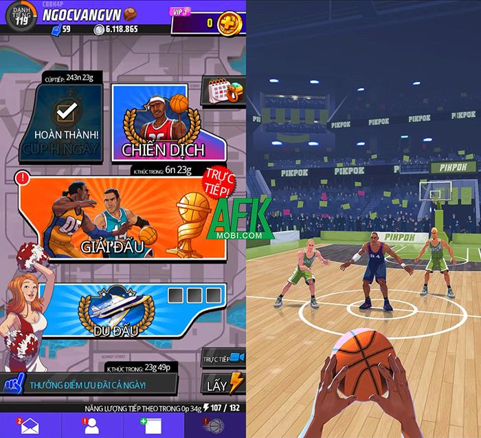 Rival Stars Basketball - Game quản lý đội bóng rổ nay đã có ngôn ngữ tiếng Việt 0