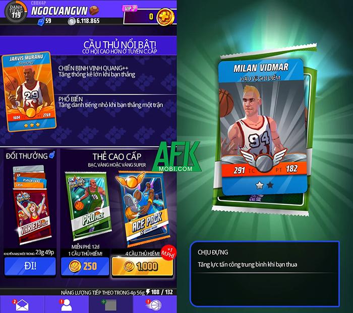 Rival Stars Basketball - Game quản lý đội bóng rổ nay đã có ngôn ngữ tiếng Việt 1