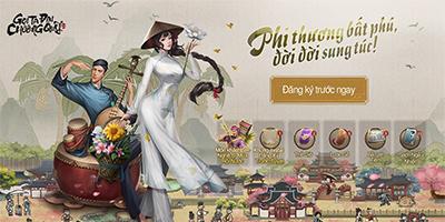 AFKMobi tặng nhiều gift code game Gọi Ta Đại Chưởng Quỹ