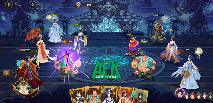 AFKMobi tặng 555 gift code game Ngự Hồn Sư Mobile 1