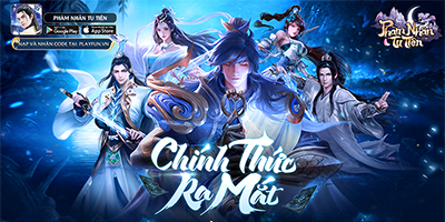 Tặng 999 giftcode game Phàm Nhân Tu Tiên 3D Funtap