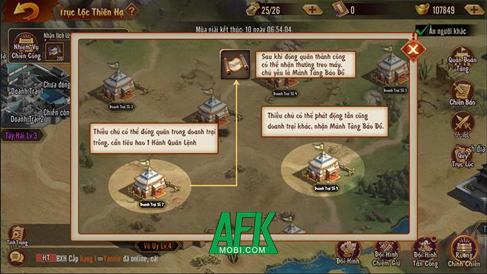Trận Trục Lộc Thiên Hạ được tái hiện hoành tráng trong game đấu tướng Tân OMG3Q VNG 4