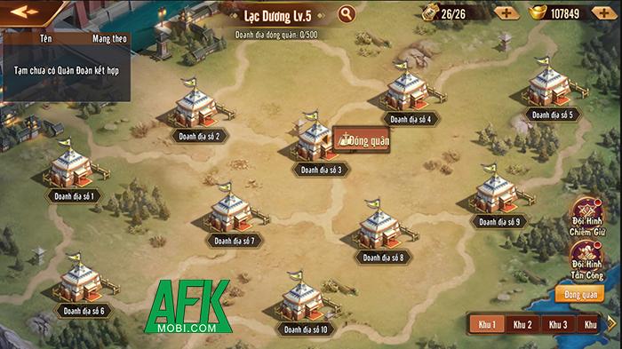 Trận Trục Lộc Thiên Hạ được tái hiện hoành tráng trong game đấu tướng Tân OMG3Q VNG 5