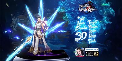 Game nhập vai Vạn Niên Nhất Kiếm Mobile cập bến làng game Việt