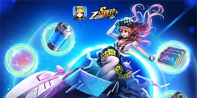 Dân chơi ZingSpeed Mobile thi nhau khoe xe xịn, đồ đẹp!!!