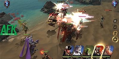Khám phá game nhập vai đấu tướng Magnum Quest có đồ họa 3D tuyệt đỉnh