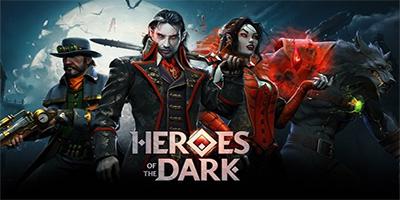 Heroes of the Dark: Game nhập vai chiến thuật mới đến từ Gameloft