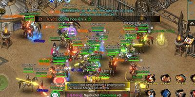 Game thủ Kiếm Thế 2009 Mobile chia sẻ ảnh đẹp ngóng chờ game sớm ra mắt chính thức