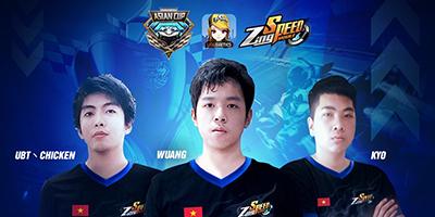 Lắng nghe 3 tuyển thủ ZingSpeed Mobile Việt Nam chia sẻ trước khi bước vào giai đấu Asian Cup Tournament 2021