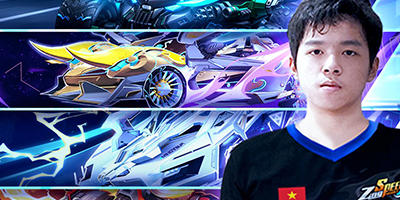 Chiêm ngưỡng dàn siêu xe mà tuyển thủ Wuang đã sử dụng để chinh phục giải đấu Asian Cup 2021