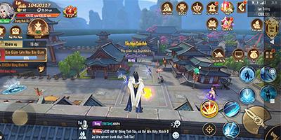 Đánh giá Vạn Niên Nhất Kiếm VGP tựa MMORPG 3D cực hay cho các tín đồ kiếm hiệp