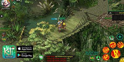 Kiếm Thế 2009 Mobile đạt kỉ lục hơn 50.000 game thủ báo danh chỉ sau ít ngày ra mắt trang chủ